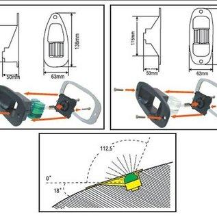 Lalizas Eye inbouw navigatieverlichting