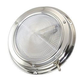 RVS opbouw kajuitlamp plafonnieres