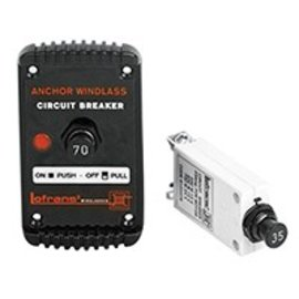 Lofrans Zekering 70A / Circuit breaker