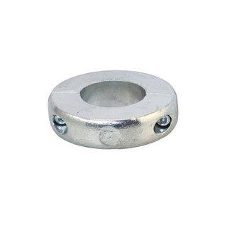 Talamex Aluminium schroefas anode platte uitvoering