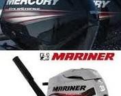 Adapters voor Mariner / Mercury