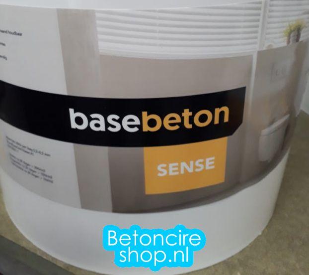 10m2 | Basisgrondstof Sense  [2e laag ]  4kg