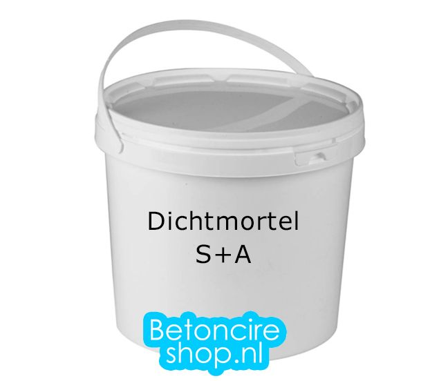 10kg | Dichtmortel S+A