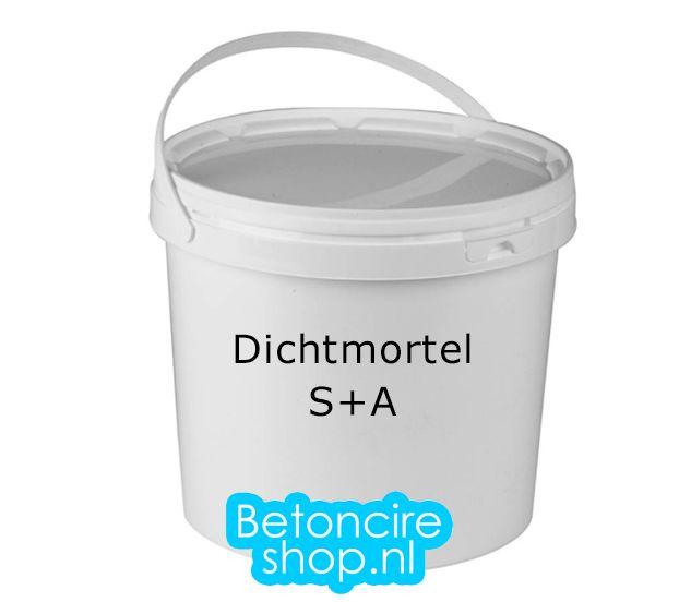 10kg | Dichtmortel S+A