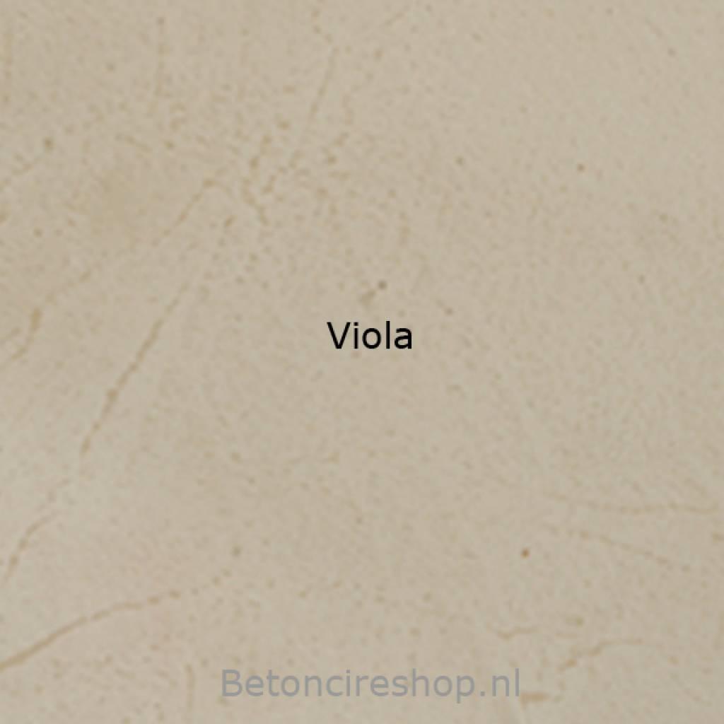 Beton floor kleur 11 Viola