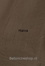 Beton floor kleur 17 Malva