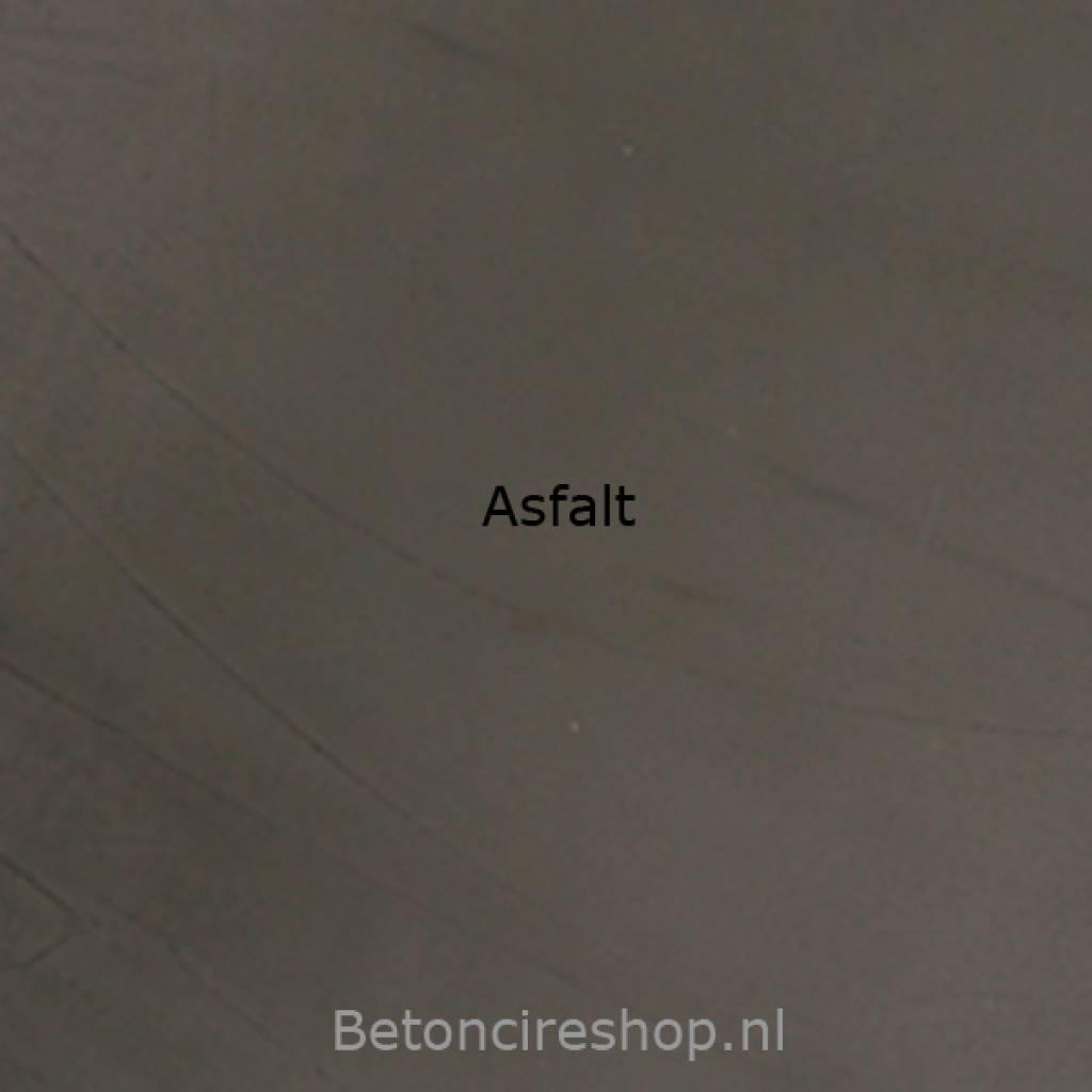 Beton floor kleur 19 Asfalt