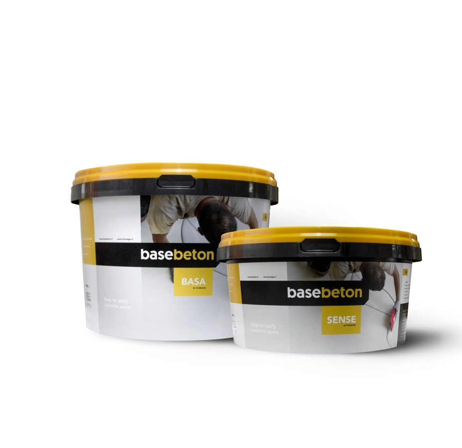 10m2 BaseBeton kleur Biossom 10-28