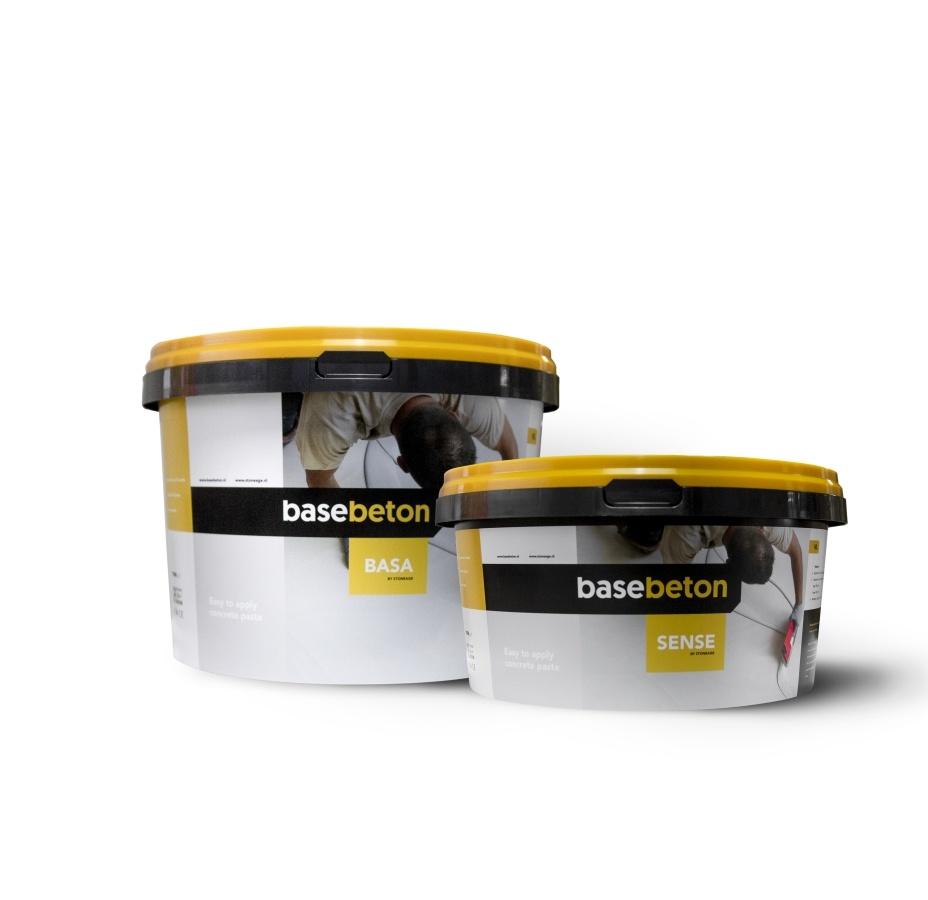 10m2 BaseBeton kleur Ash 10-52