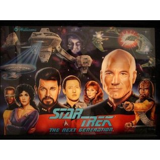 BEE StarTrek the Next generation  Insert Replacement