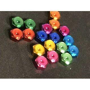 # 6/32 ALU Anodized Lock Nut