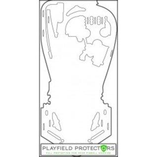 Playfieldprotector Speelveld Protektor  Iron Maiden