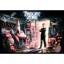Twilight Zone Back Box  Replacement  - Copy