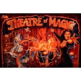 Theatre of Magic Back Box Replacement