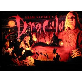 Bram Stoker Dracula Back Box  Replacement - Copy
