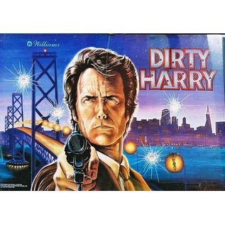 Dirty Harry Back Box  Replacement - Copy