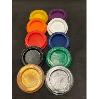 BEE Siliconen rubberdoppen voor onder de stelvoetjes van je flipperkast