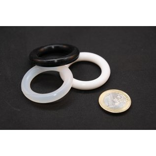 """BEE Silicone Ring  2 """"ID"""
