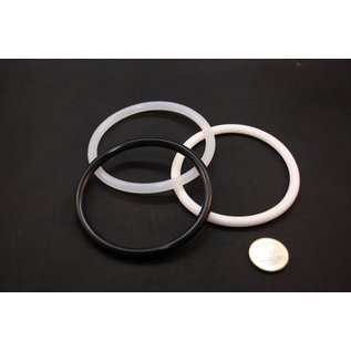 """BEE Silicoon Ring  3 """" ID"""