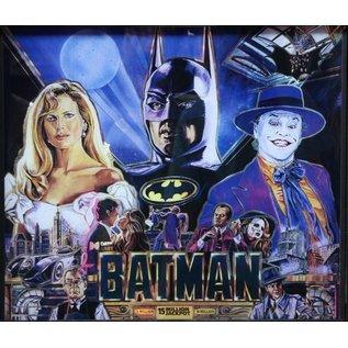 BEE Batman DE PU/Siliconen set