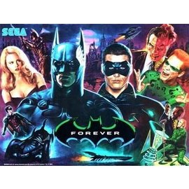 BEE Batman Forever PU/Siliconen set