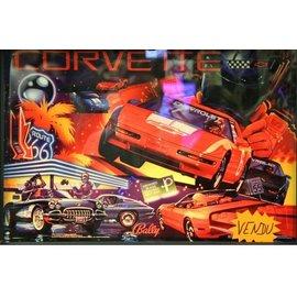 BEE Corvette  PU/Siliconen set