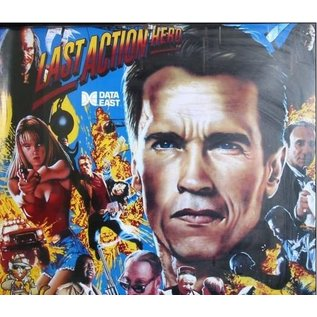 BEE Last Action Hero PU/Siliconen replacement set