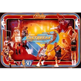 BEE NBA  PU/Siliconen replacement set