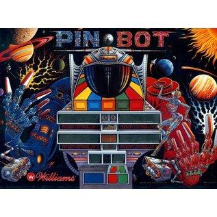 BEE Pin Bot Hero PU/Siliconen set