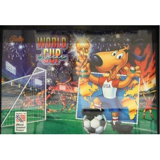 BEE World Cup Soccer PU/Siliconen set