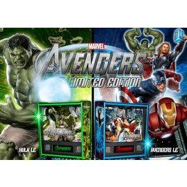 BEE Avengers (LE) PU/Siliconen set