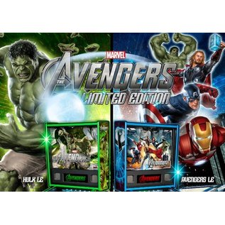 BEE Avengers (LE)PU/Siliconen replacement set