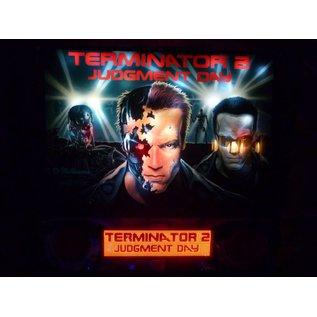 BEE The Terminator 2 Red Eye Back Box Mod