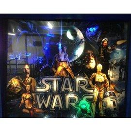 Star Wars DE Back Box light art
