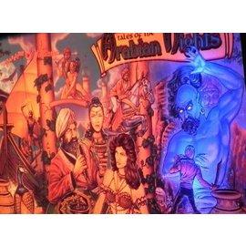 Totan Back Box Light Art