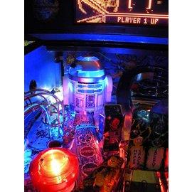 Star Wars R2D2 light art