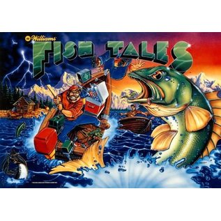Fish Tales  Back Box Replacement