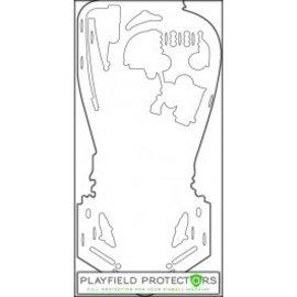 Playfieldprotector Speelveld Protektor Guns n' Roses #1007