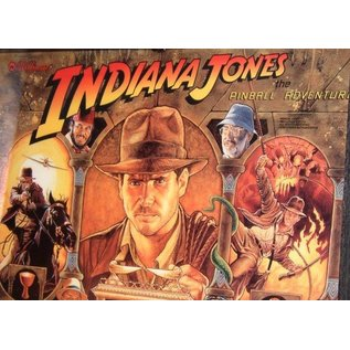 Indiana Jones GI Proposal set
