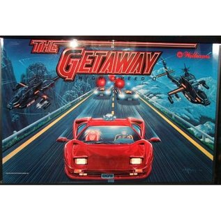 The Getaway Insert Replacement