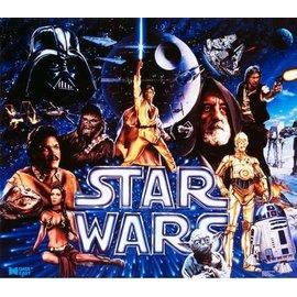 Star Wars DE Back Box  Replacement