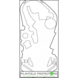 Playfieldprotector Speelveld Protektor Ghostbuster LE  Premium (#1200)