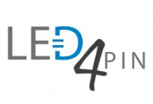 LED4PIN, Ledverlichting, onderdelen voor uw flipperkast