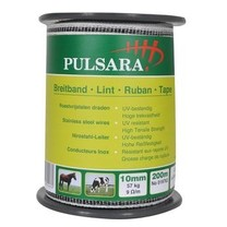 Pulsara Pulsara Tape 10 mm | 200 m - White