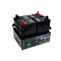 Electric Fence Battery Set Numax (12V / 64Ah)
