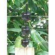 Hotline Pond Post with Insulators (pack of 5 posts, 15 insulators)