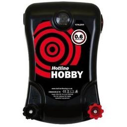 HLB50 Hobby Battery Electric Fence Energiser - 0.57J