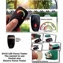 LED Fence Tester