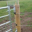 Large Snug Nail-On Insulator | Electric Fencing | Electric Fence Insulator