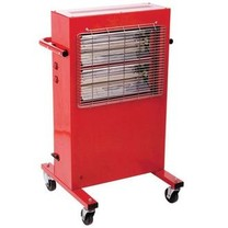 Electric Fence Online Indoor Portable 2kW Commercial Infrared Heater